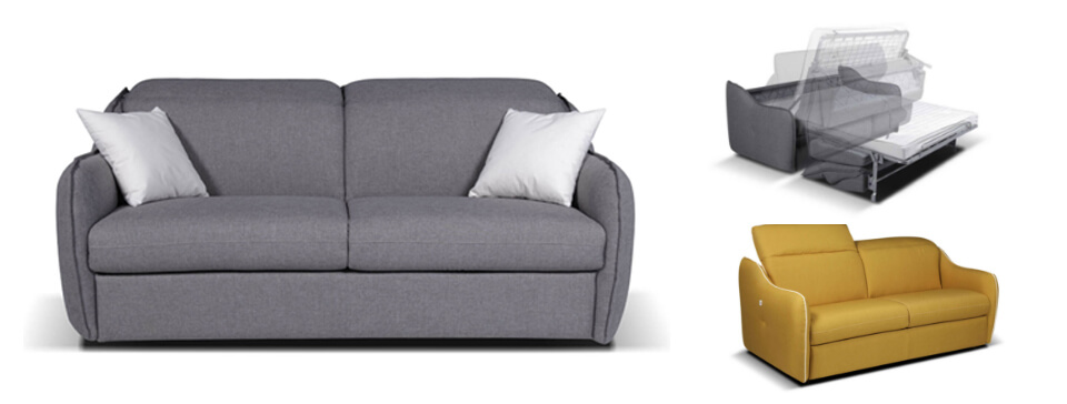MORONI SOFA BED – Sofa Bed from Italy